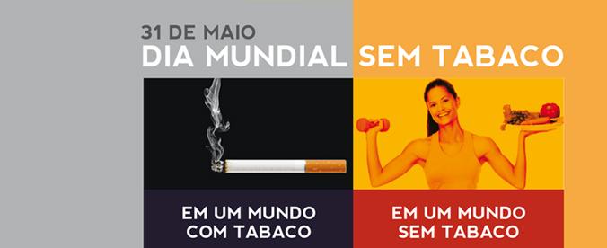 Sem tabaco é muito melhor
